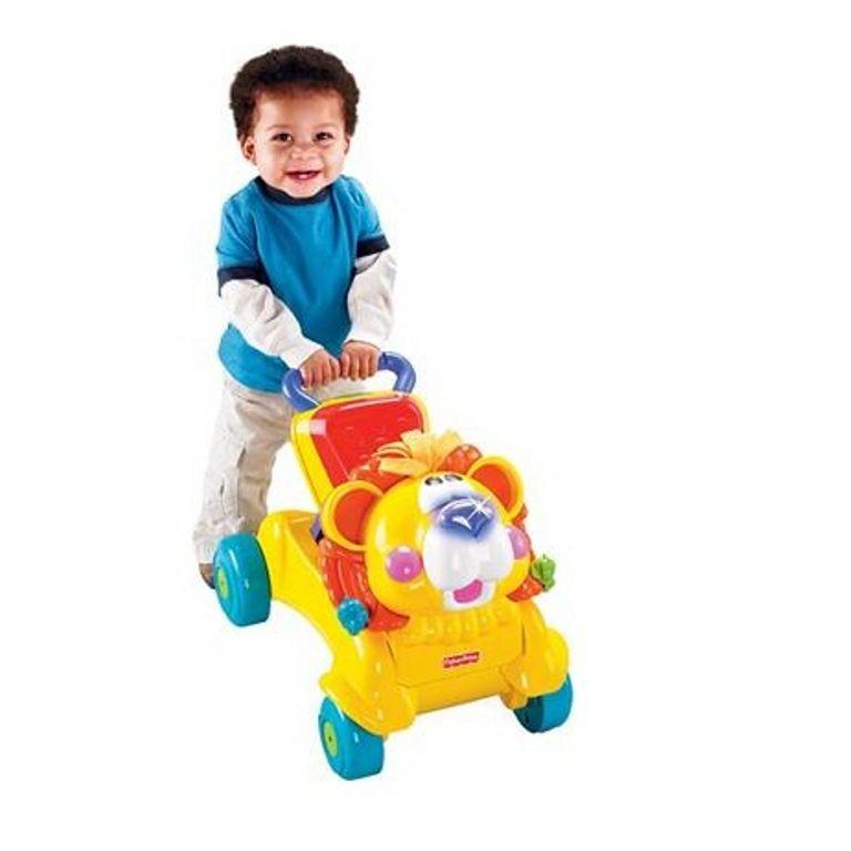 Andador Go Baby Go Leão - Fisher-Price