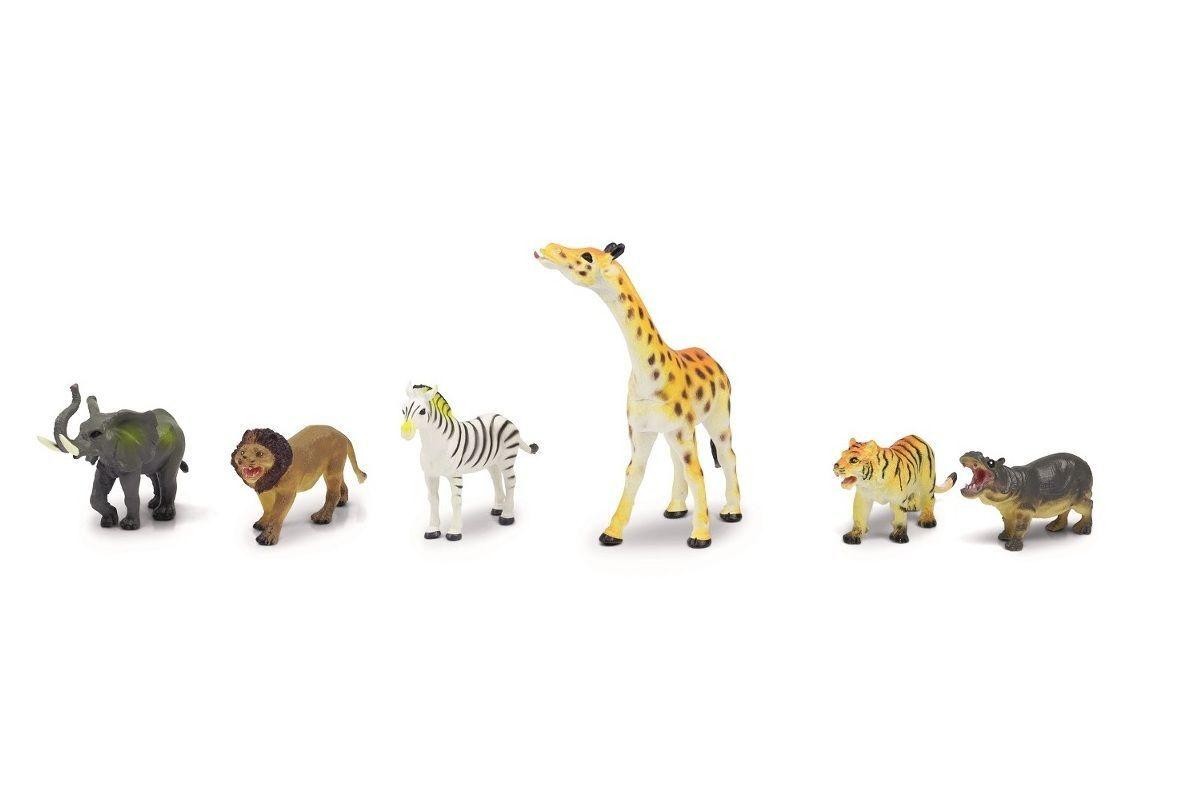 Animais Miniaturas Bicho Mundi - DTC