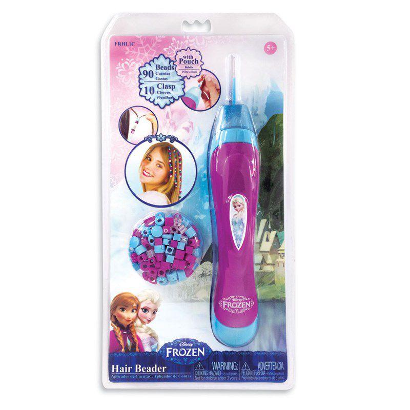 Aplicador de Contas no Cabelo Disney Frozen - Intek
