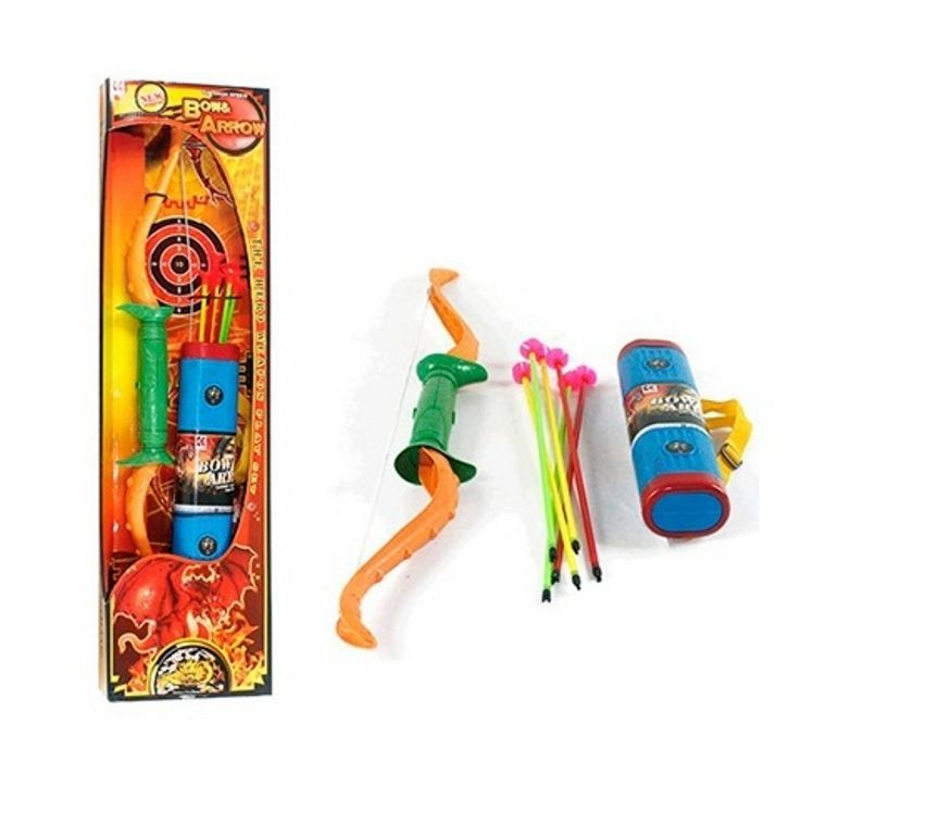 Arco Bow and Arrow Shoot Game - Wellmix