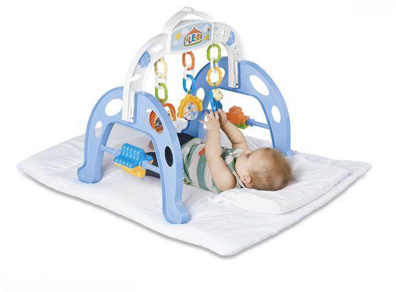 Baby Gym Azul - Calesita