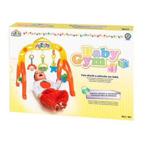 Baby Gym Rosa - Calesita