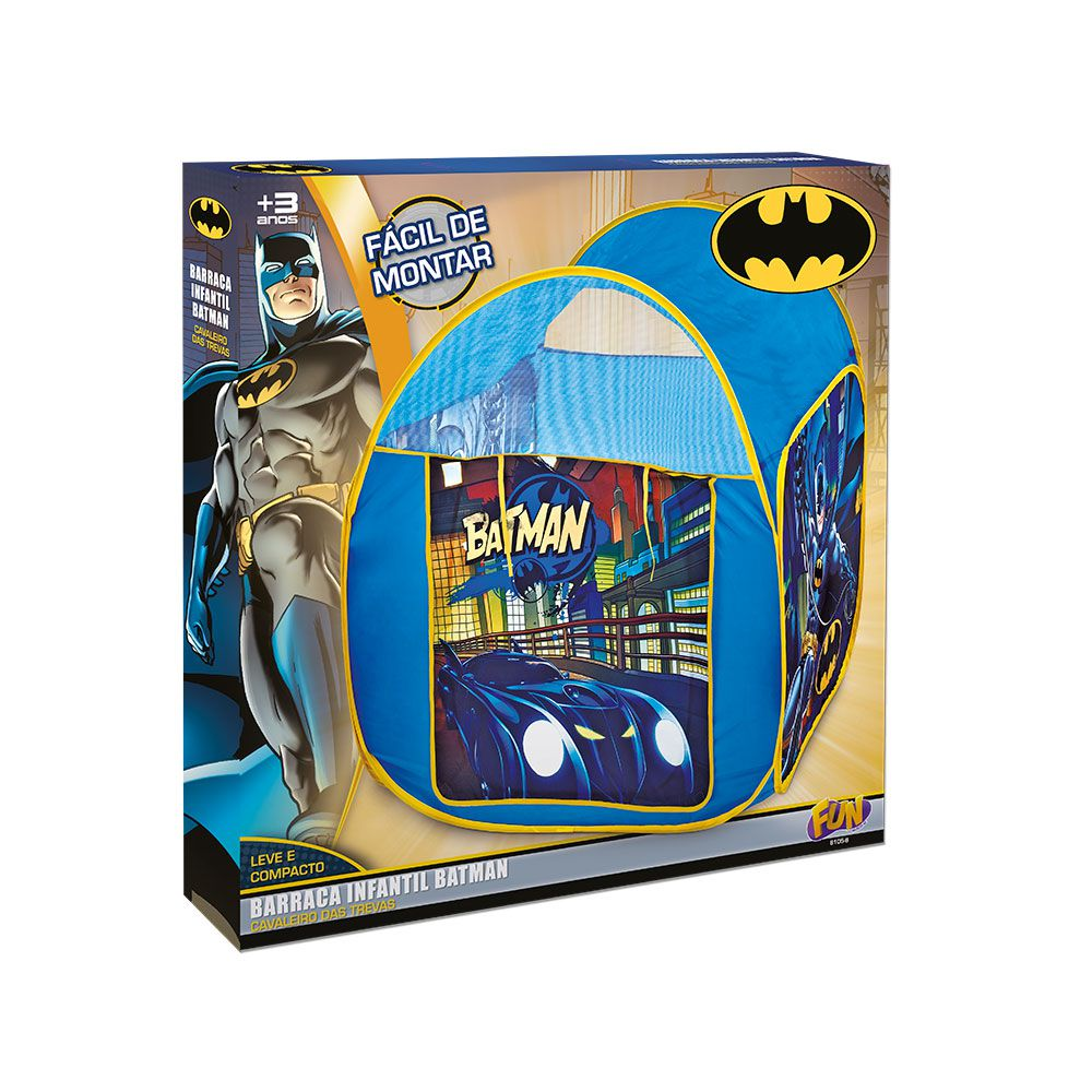 Barraca Infantil Batman Cavaleiro das Trevas - FUN