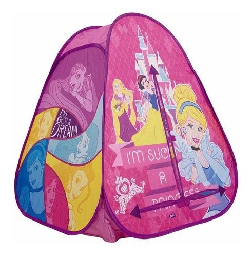 Barraca Portátil Infantil Disney Princesa - Zippy Toys