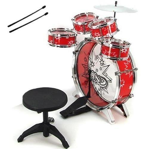Bateria Band Estúdio da Música Média - Fenix Brinquedos