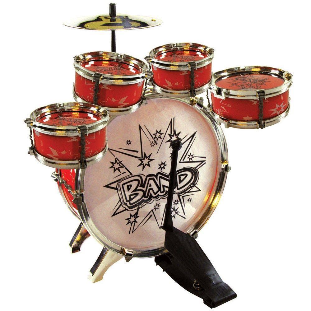 Bateria Musical Band Grande - Fênix