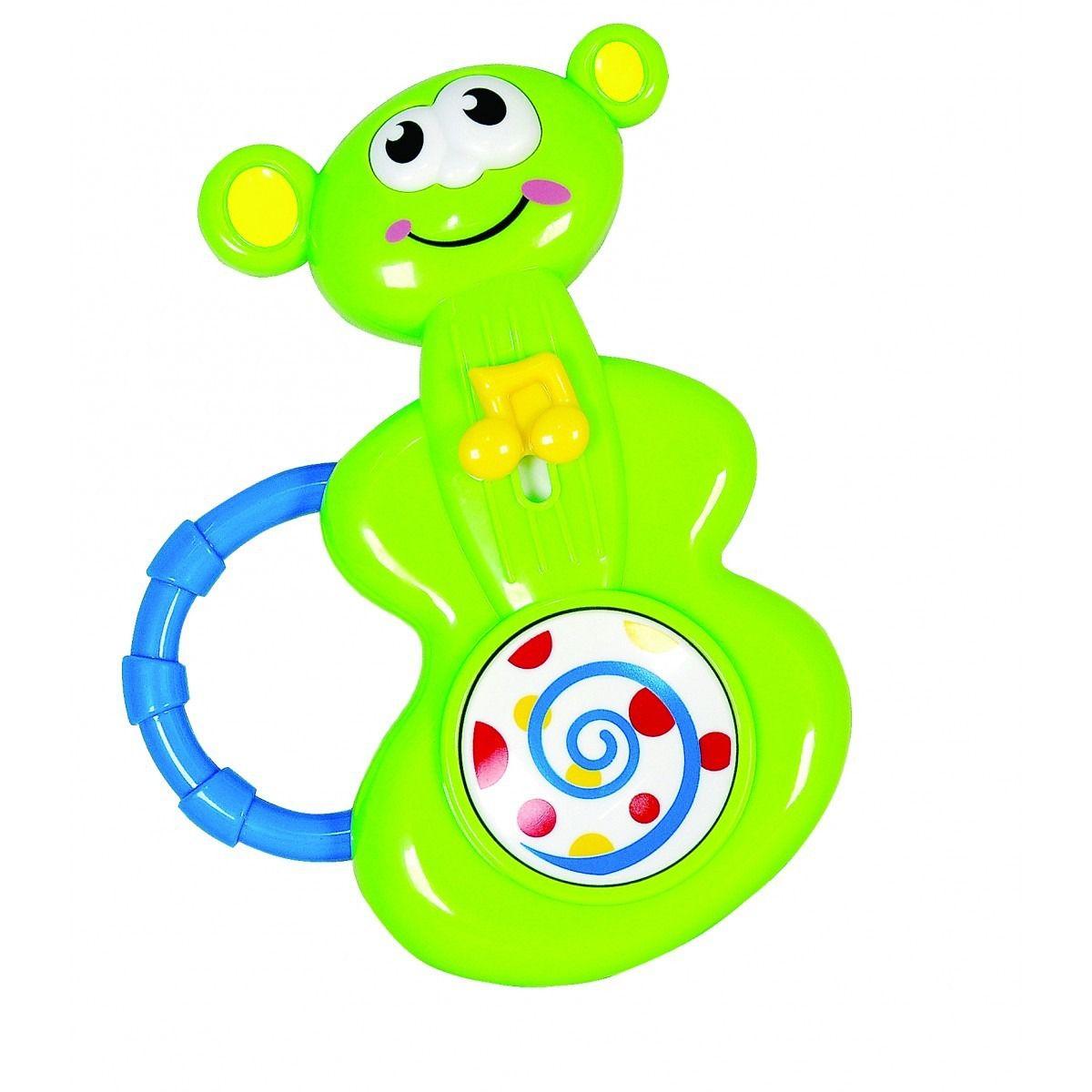 Bebê Bandinha Guitarra - Zoop Toys