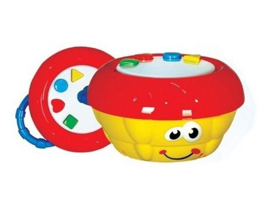Bebê Bandinha Tambor - Zoop Toys