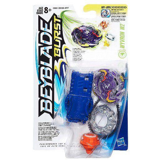 Beyblade Burst com Lançador - Hasbro