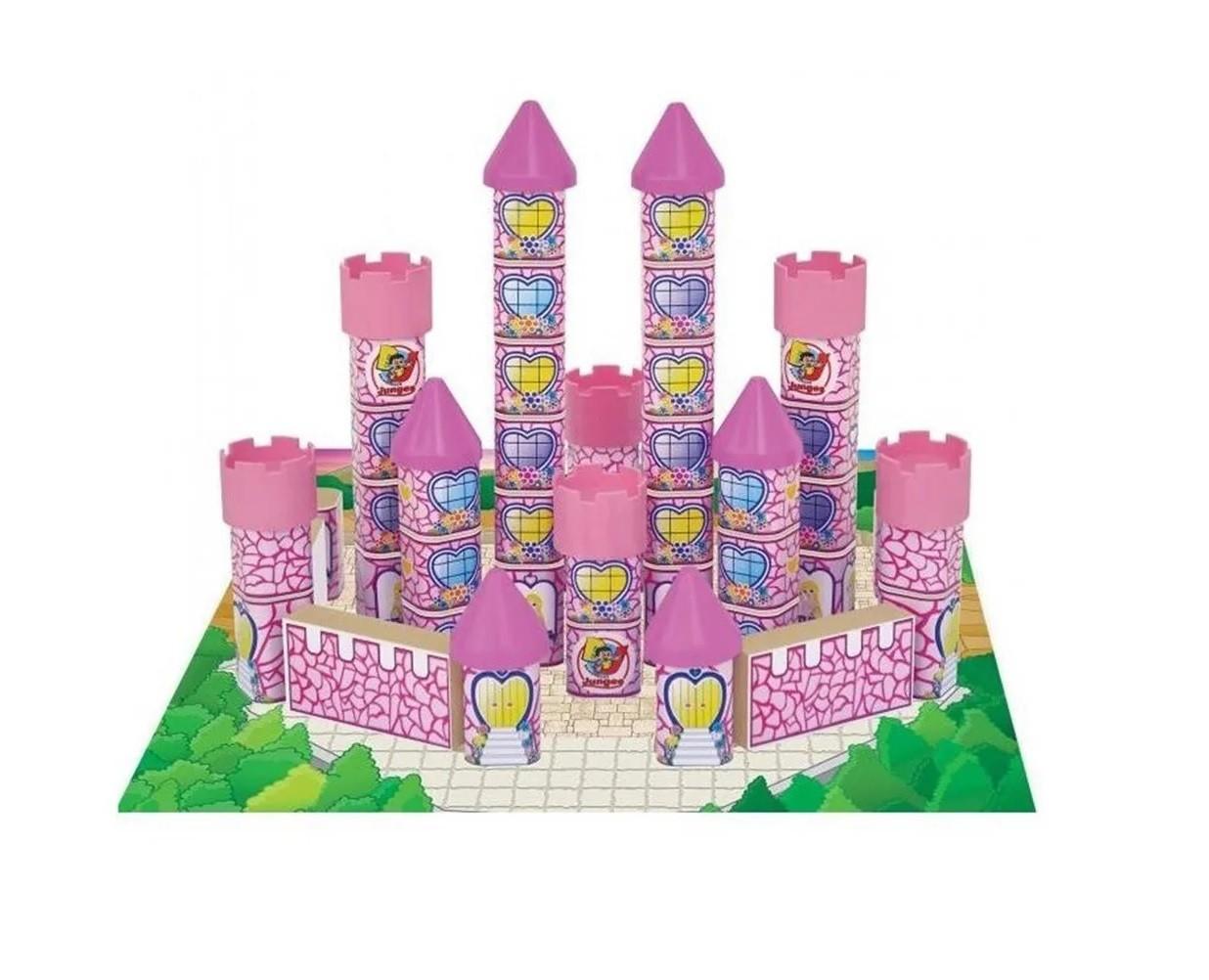 Blocos Castelo das Fadas em Madeira - Junges