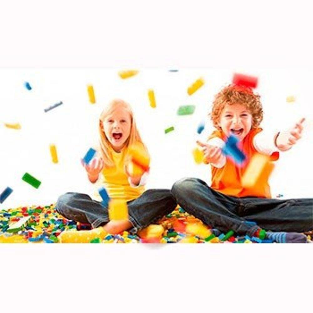 Blocos de Montar Coleção Friends 235 Peças - World Blocks Kids
