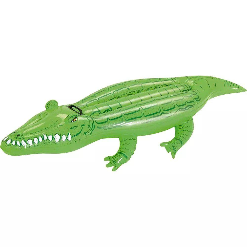 Boia Crocodilo Inflável - MOR