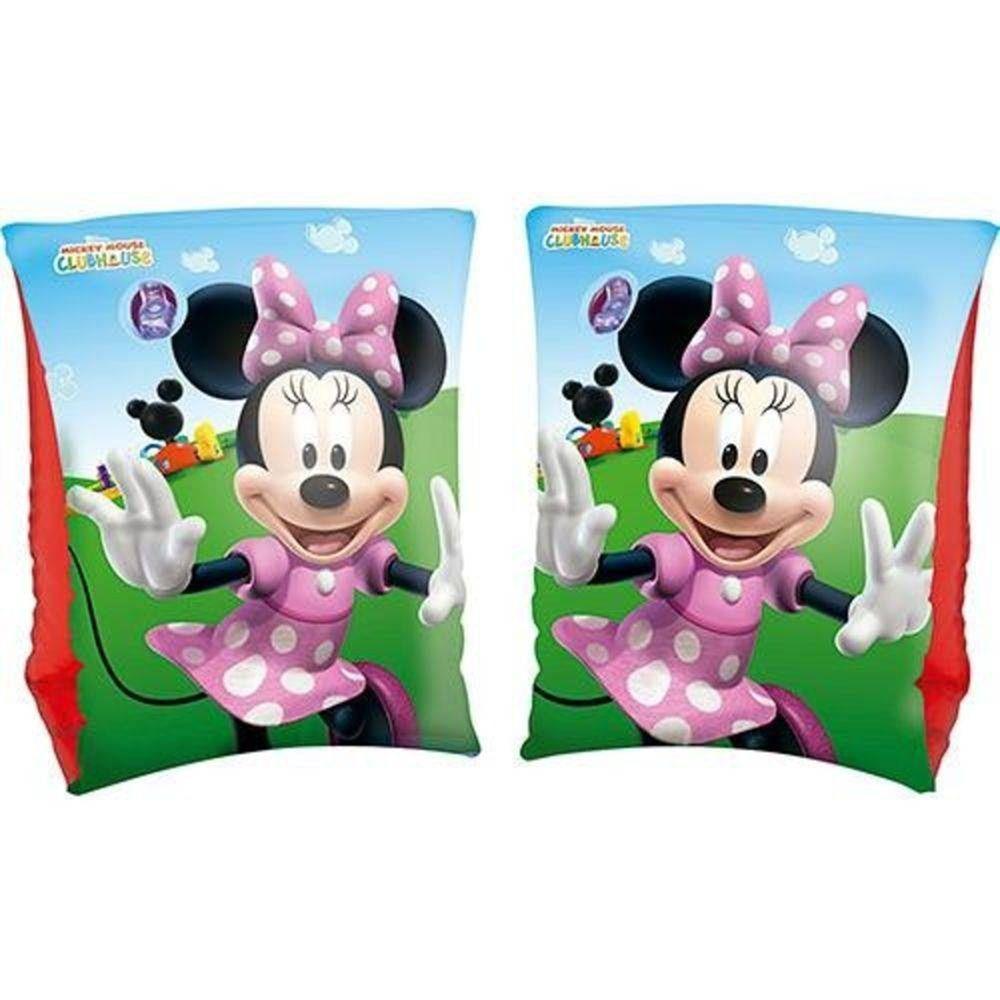 Boia de Braço Mickey Mouse Clubhouse Minnie - Bestway