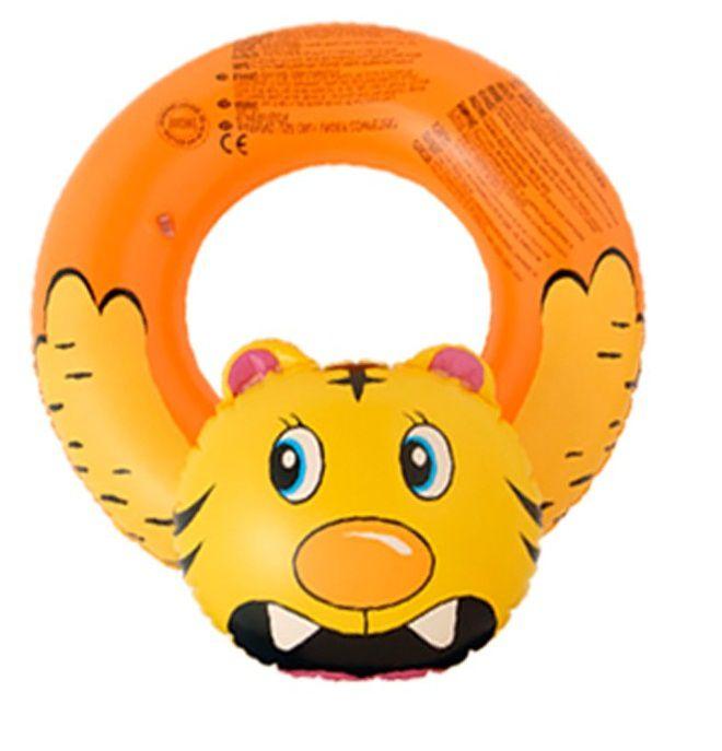 Boia Inflável Animal Redonda Tigre - MOR
