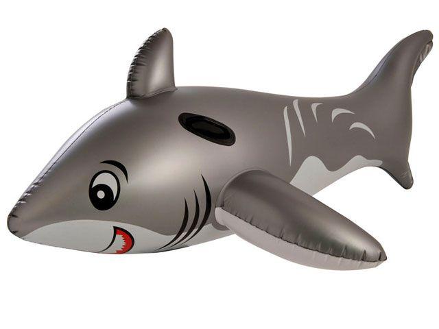 Boia Inflável Infantil Tubarão - MOR