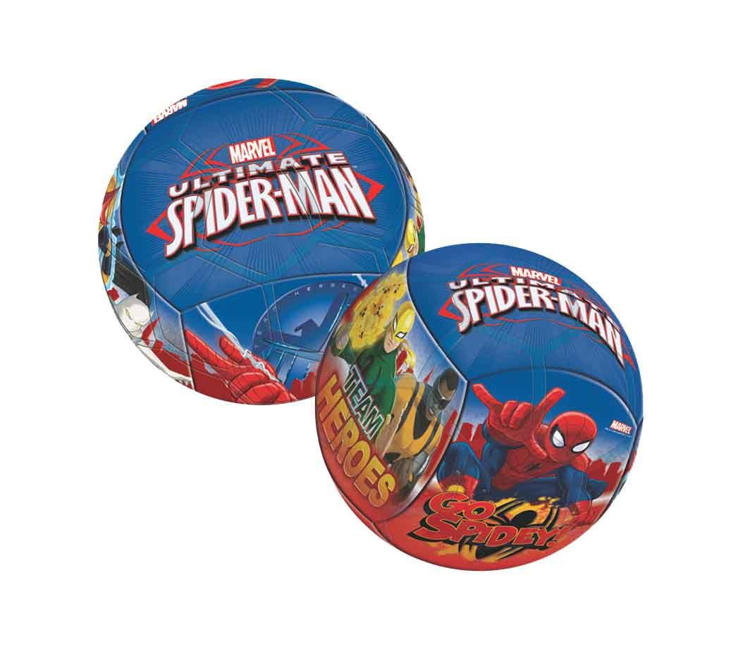 Bola de EVA Nº 8 Marvel Ultimate Spider-man Web-Warriors - Lider Brinquedos