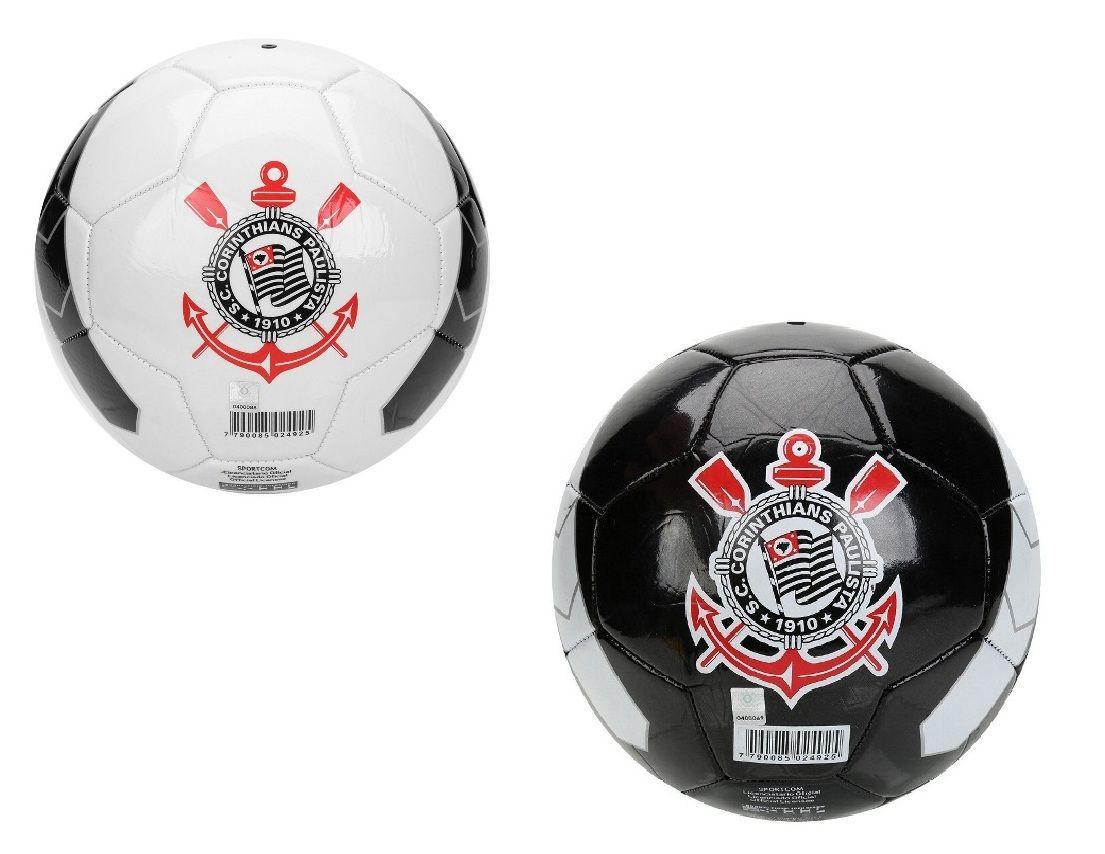 Bola de Futebol Corinthians Timão - SPORTCOM
