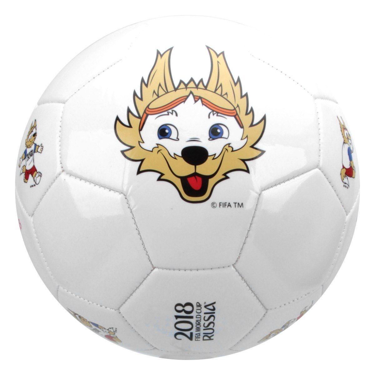 Bola de Futebol Russia 2018 Zabivaka - SPORTCOM