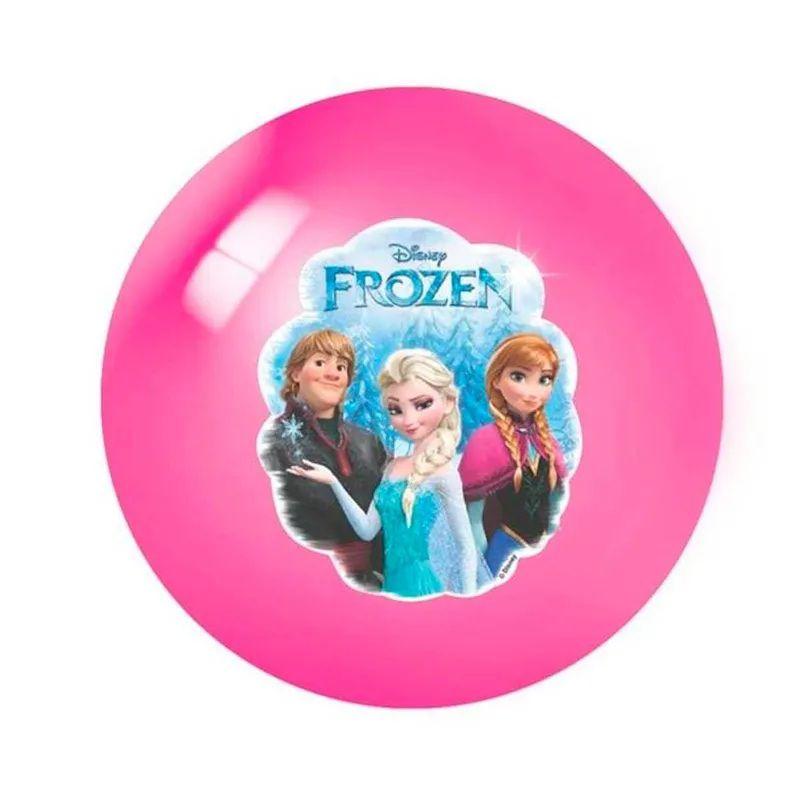 Bola de Vinil na Caixa Disney Frozen - Lider Brinquedos