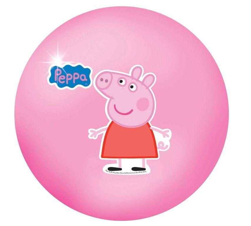 Bola de Vinil na Caixa Peppa Pig - Lider Brinquedos