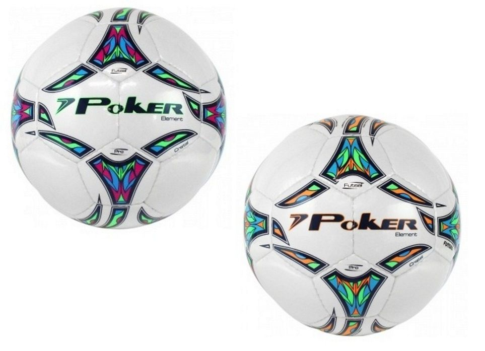 Bola Futsal Cristal Element Pro - Poker