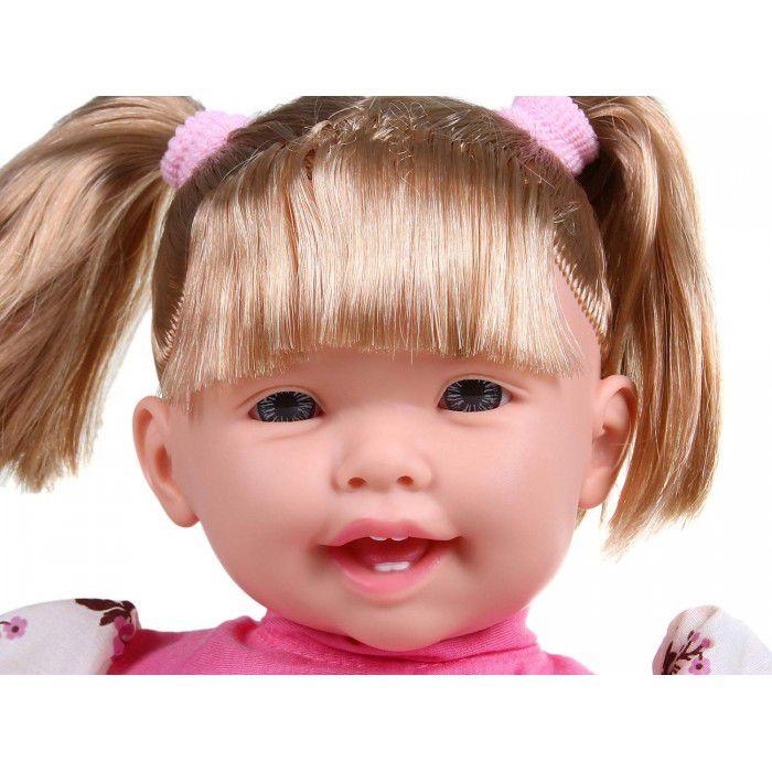 Boneca Anne Cante Comigo - Super Toys