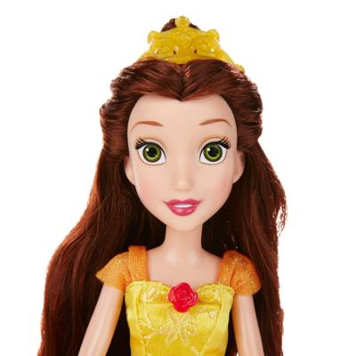 Boneca Articulada Disney Princesas Lindos Penteados Bela - Hasbro