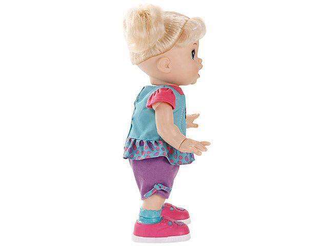 Boneca Baby Alive Aprendendo a Andar - Hasbro