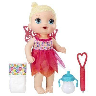 Boneca Baby Alive Hora da Festa Loira - Hasbro