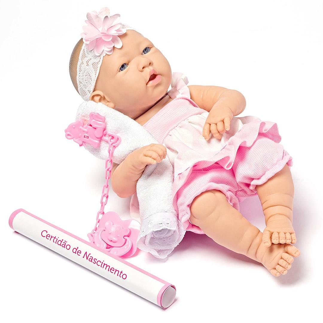 Boneca Baby Ninos Sortidas - Cotiplás