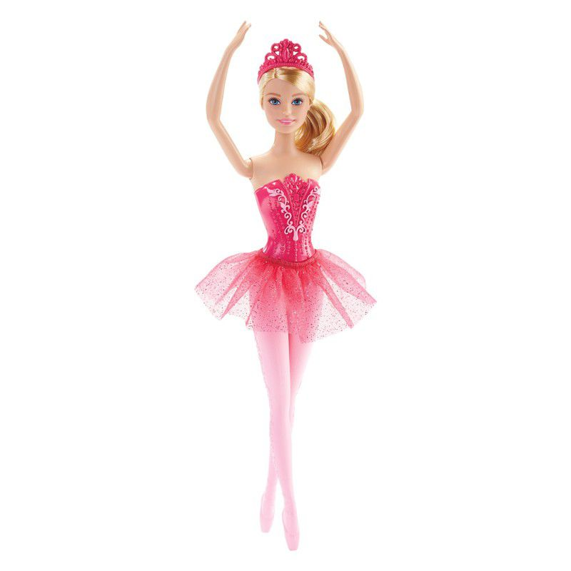 Boneca Barbie Bailarina - Mattel