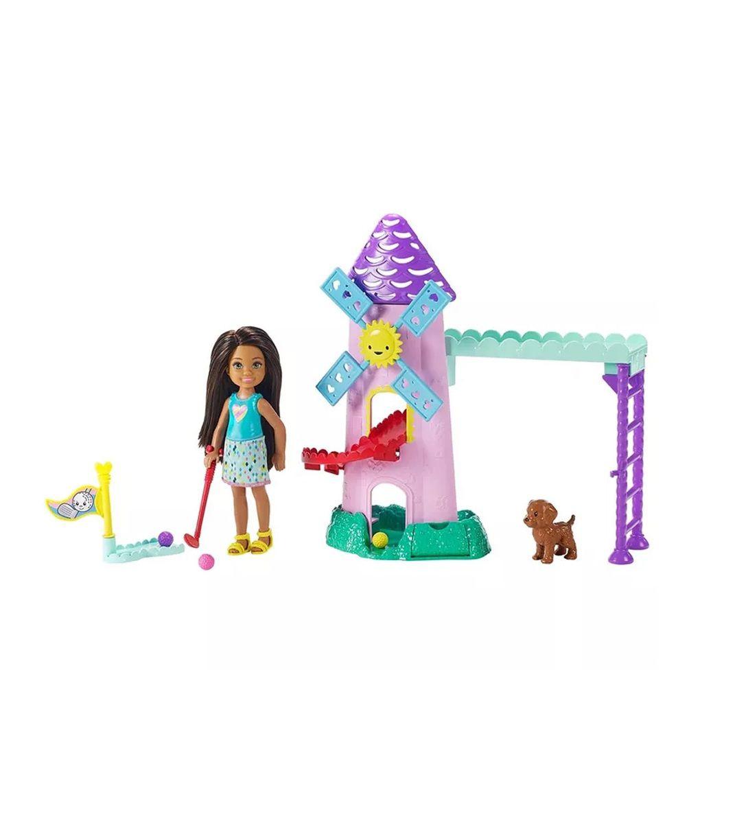 Boneca Barbie Club Chelsea - Mattel