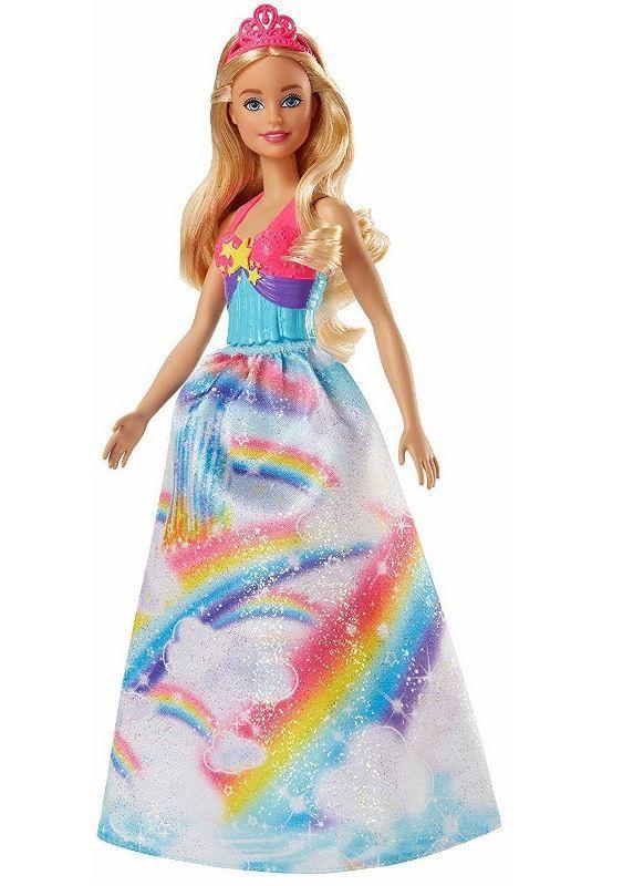 Boneca Barbie Dreamtopia Princesa - Mattel