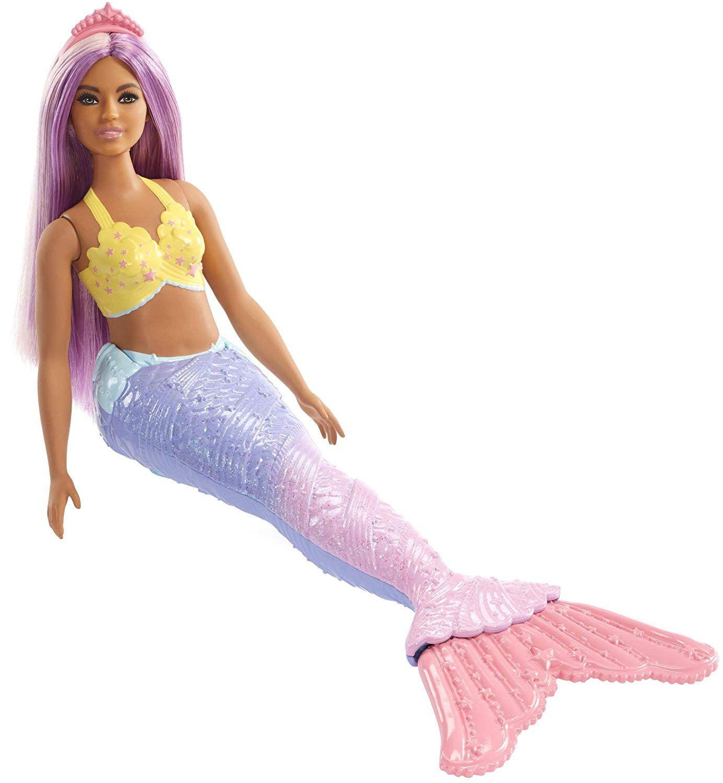 Boneca Barbie Dreamtopia Sereia - Mattel