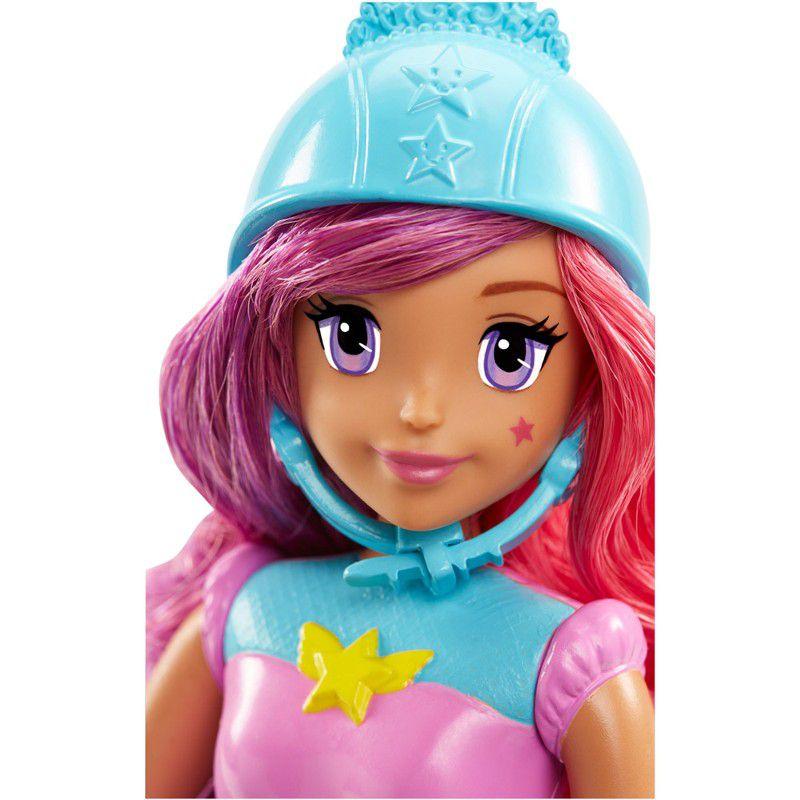 Boneca Barbie Em Um Mundo de Vídeo Game Princesa - Mattel