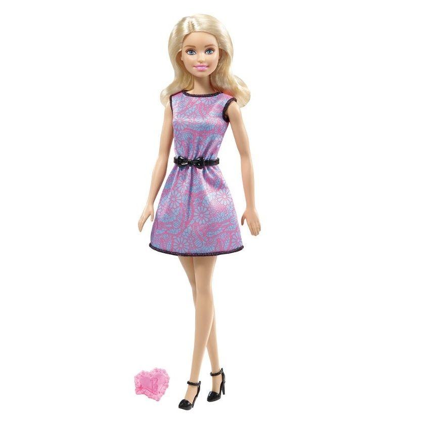 Boneca Barbie Fashion And Beauty com Anel - Mattel
