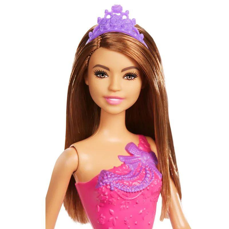 Boneca Barbie Princesas - Mattel
