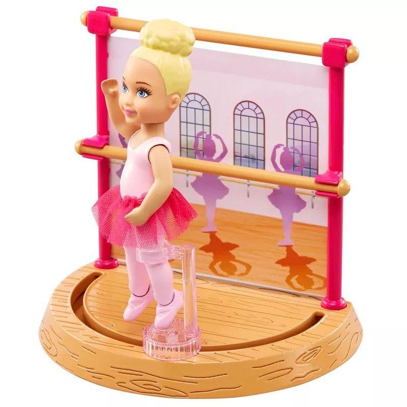 Boneca Barbie Profissões Professora de Balé - Mattel