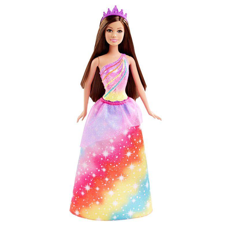 Boneca Barbie Reinos Mágicos Princesa - Mattel