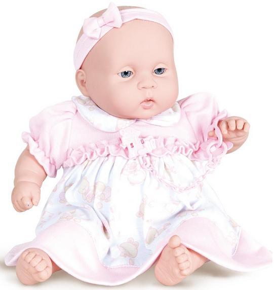 Boneca Bebê Bolofos 80 Frases - Cotiplás
