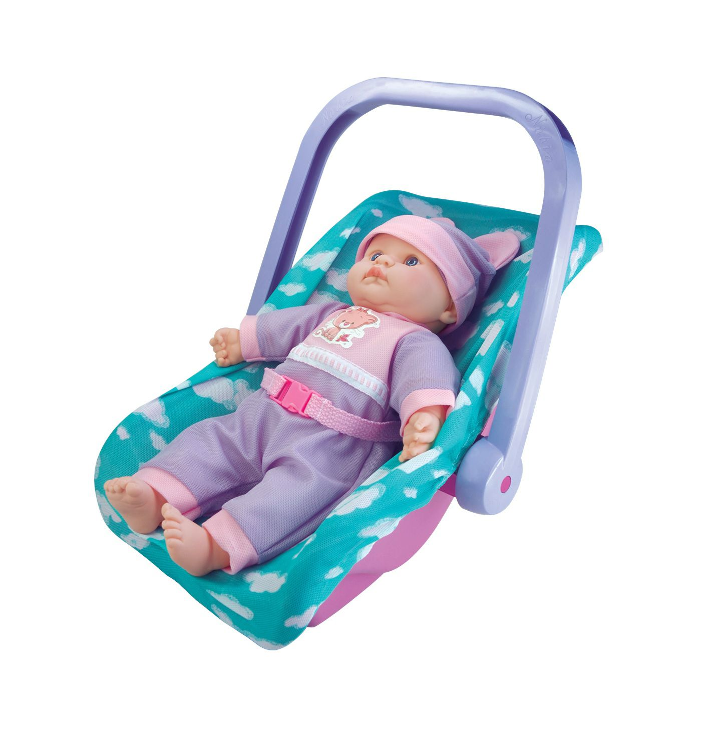 Boneca Bebê Conforto - Apolo Brinquedos