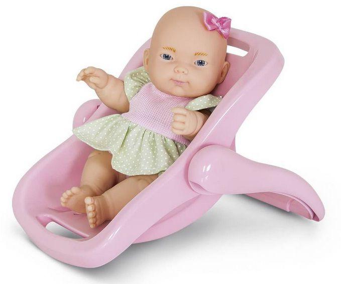 Boneca Bebê Conforto Coleção Cotiplás Boutique - Cotiplás