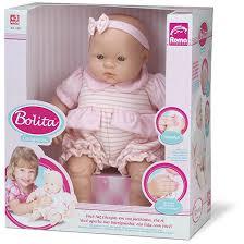 Boneca Bolita Coceguinhas - Roma Brinquedos