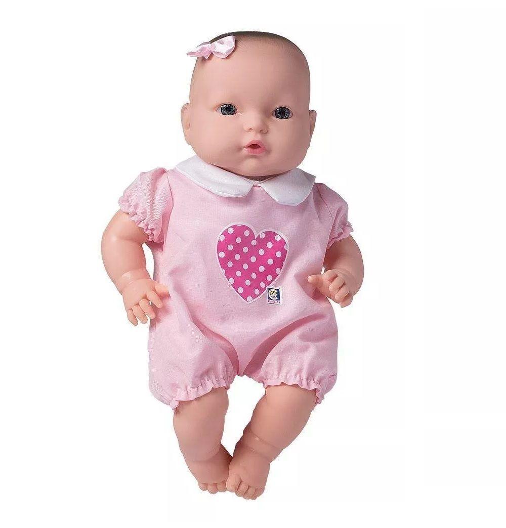 Boneca Cheirinho de Bebê - Cotiplás