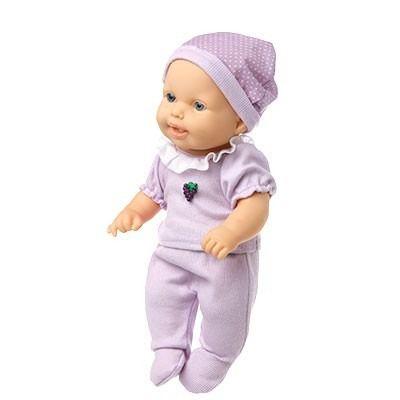 Boneca Coleção Frutinhas Babys Uva - Cotiplás