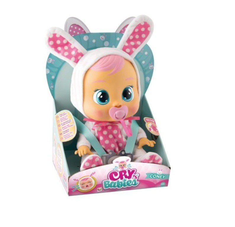 Boneca CRY Babies Coney - Multikids