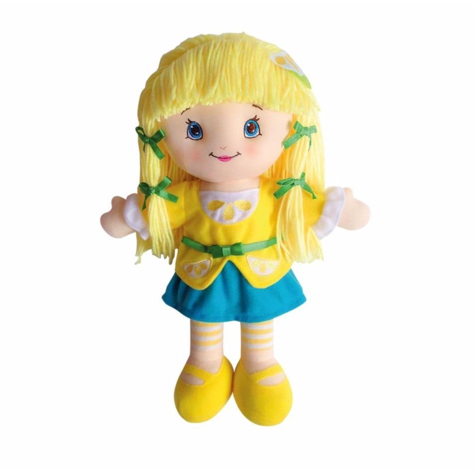 Boneca de Pano Coleção Moranguinho - DTC