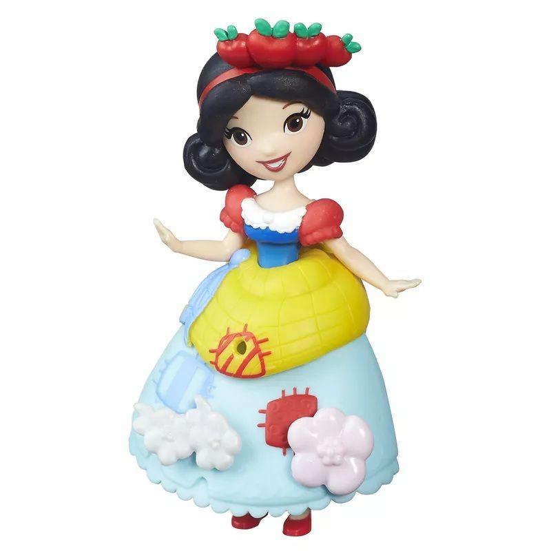 Boneca Disney Princesas Pequeno Reino Figurinos Fashion - Hasbro