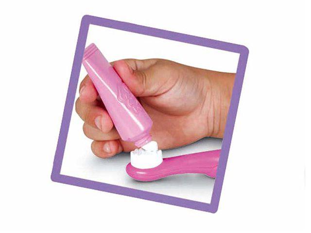 Boneca Escova Dentinho - Cotiplás