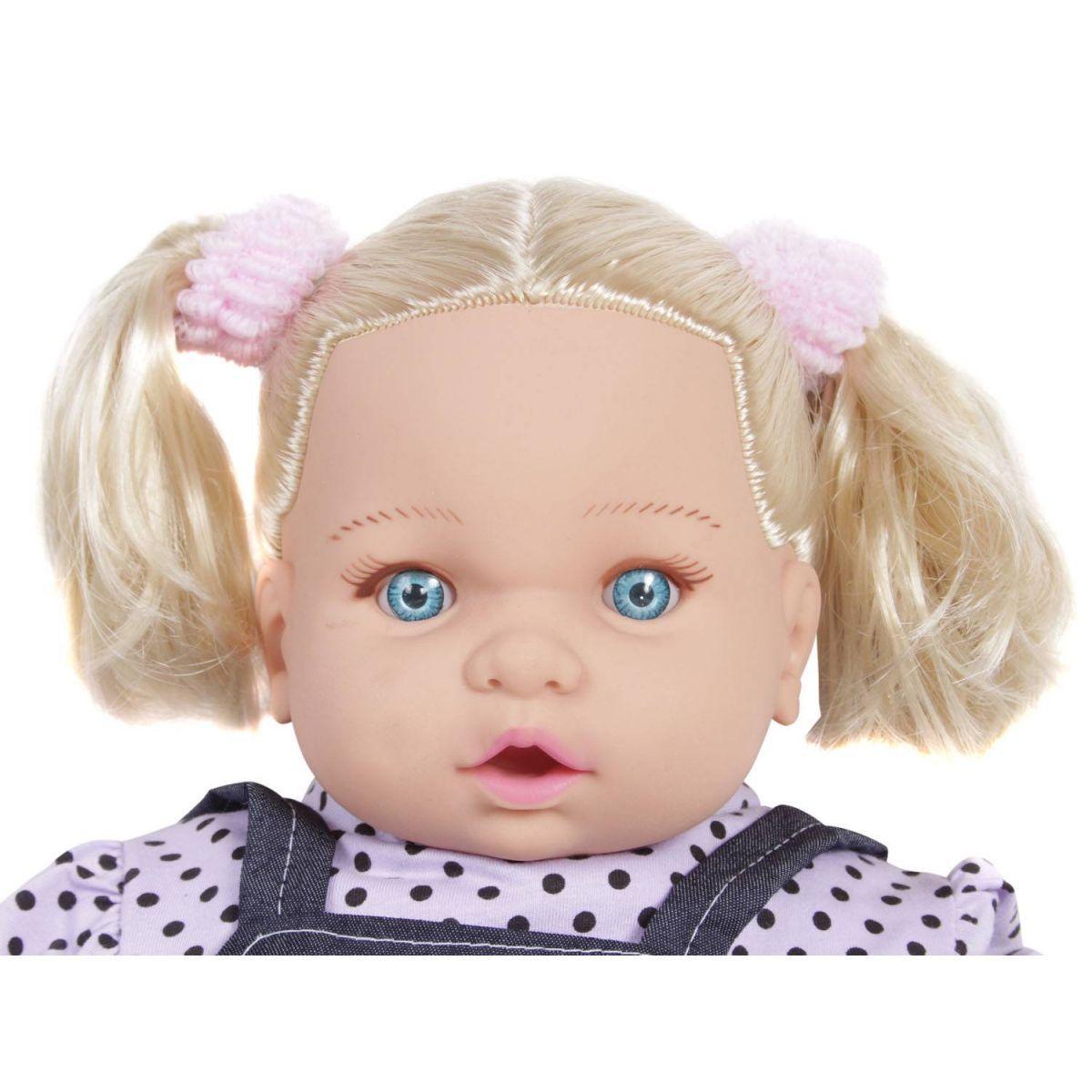 Boneca Girls Jeans Canta 3 Cantigas - Milk Brinquedos